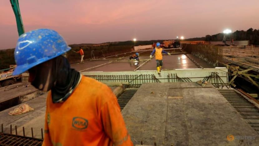 Indonesia parliament passes government's flagship jobs Bill into law