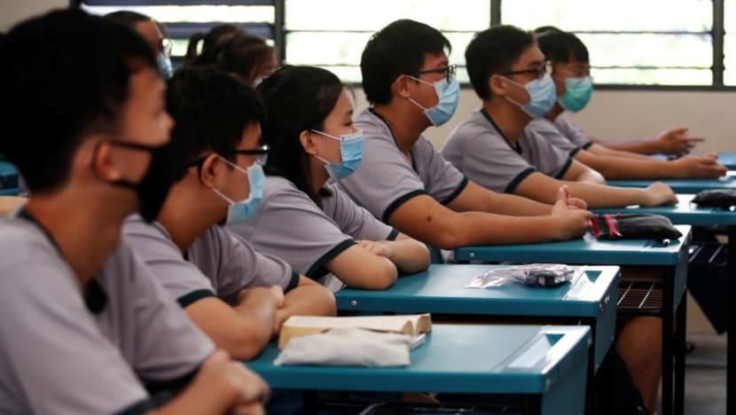 Schools to resume CCAs gradually, PE group activities limited to 5 students per group