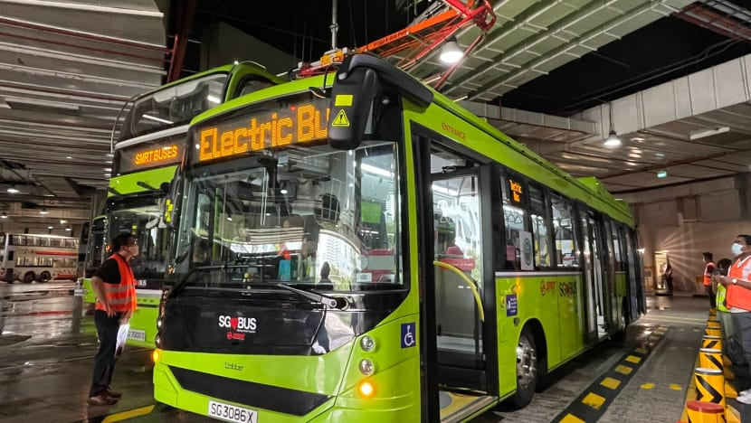 New fleet of 20 fast-charging electric buses to enter service