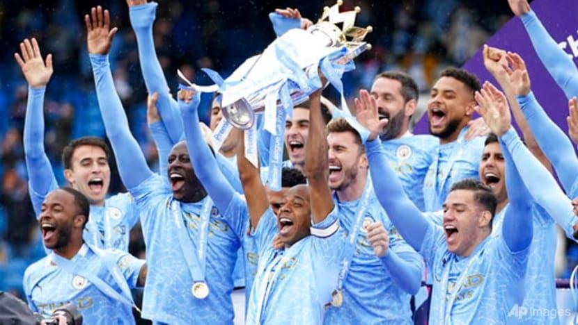 Football: Man City captain Fernandinho named on Premier League released list
