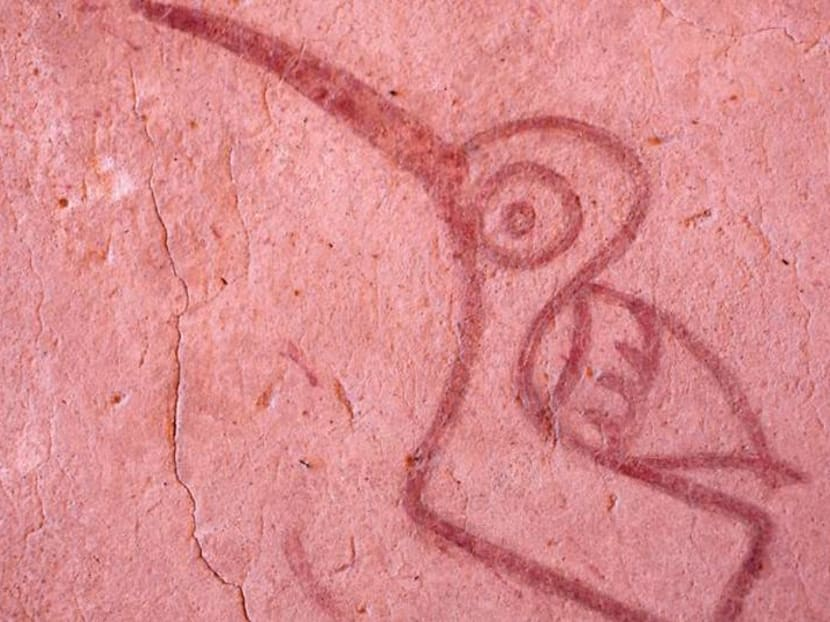 Beyond public view, scholars unravel mystery of writing in ancient Mexican city