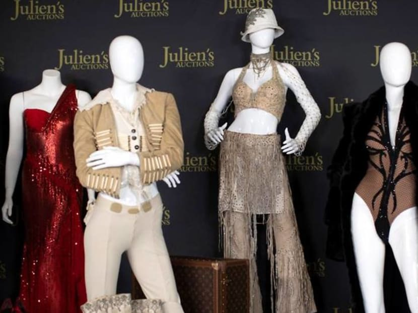 Going for a song? Janet Jackson to auction scores of stage outfits