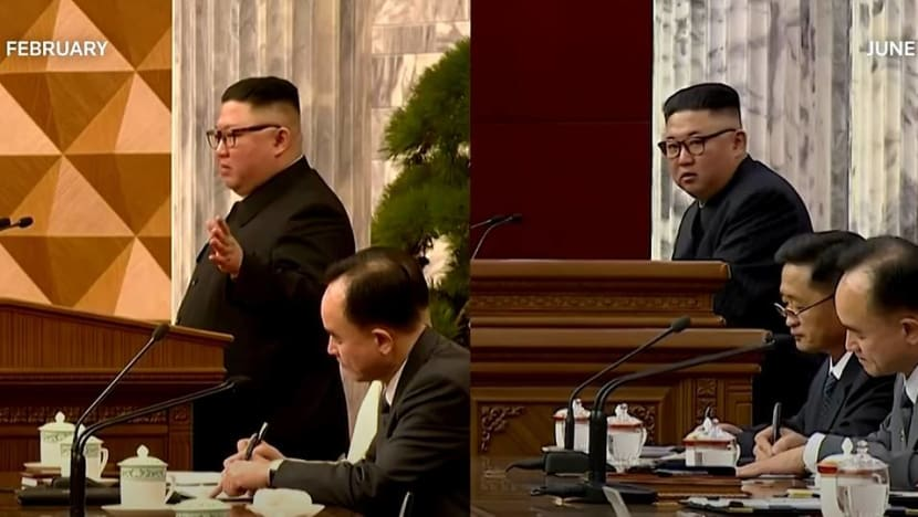 North Koreans worry over 'emaciated' Kim Jong Un, state media says