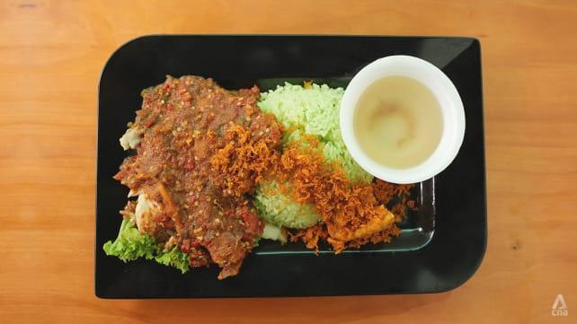 La Porpo: Ayam goreng in Jalan Besar inspired by P Ramlee, served with scorching sambal