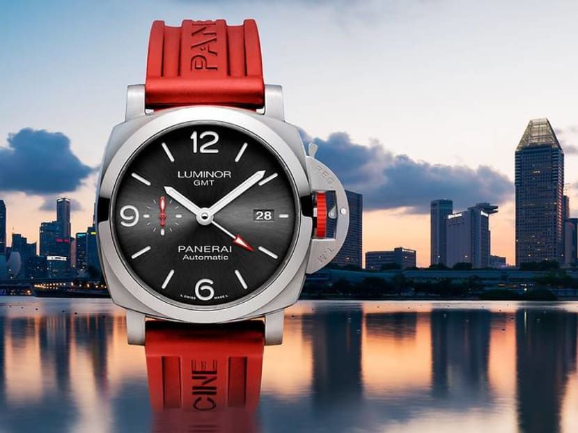 Panerai's tribute to Singapore is now available at its revamped ION boutique