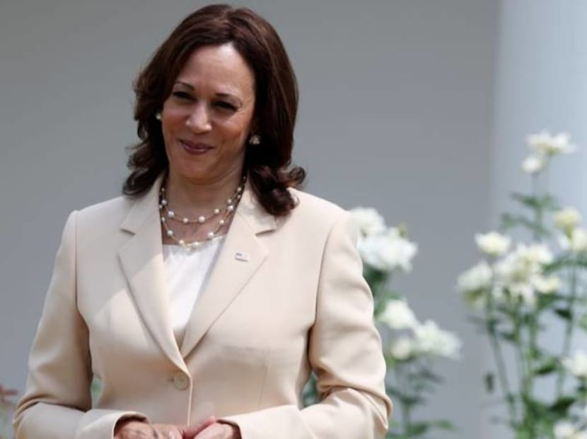 US Vice President Kamala Harris to get orchid named after her in Istana ceremony
