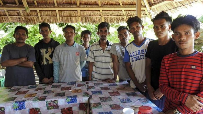 Militants free 9 fishermen kidnapped off Lahad Datu, Sabah