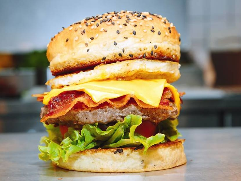 Hungry girl seeks perfect burger: This one has links to the world's best restaurant