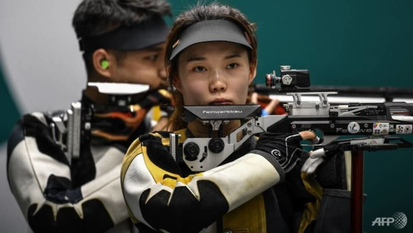 Chinese hotshots reign supreme at Asian Games