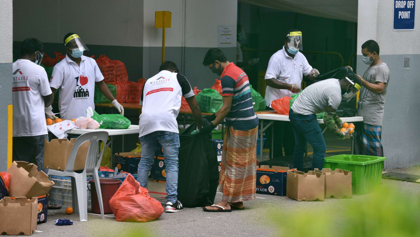 Singapore reports 83 new COVID-19 infections; no community cases for the first time since Jun 1