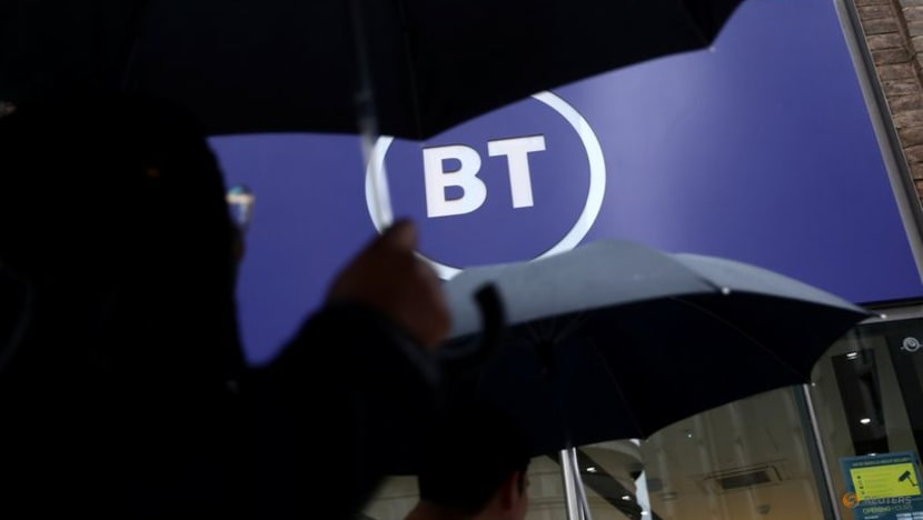 UK's BT taps Crozier as chairman to help drive transformation