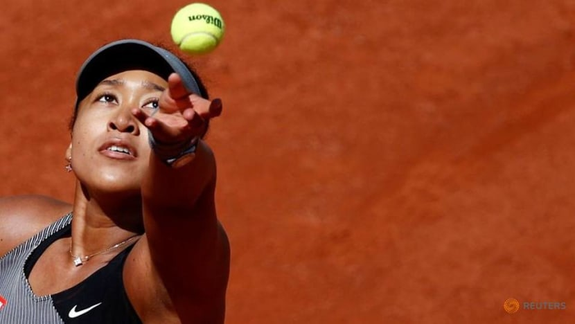 Tennis-'Athletes are humans': Osaka stands by decision to skip media duties