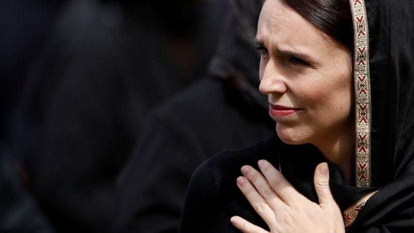 New Zealand PM says mosque gunman deserves lifetime of 'complete and utter silence'