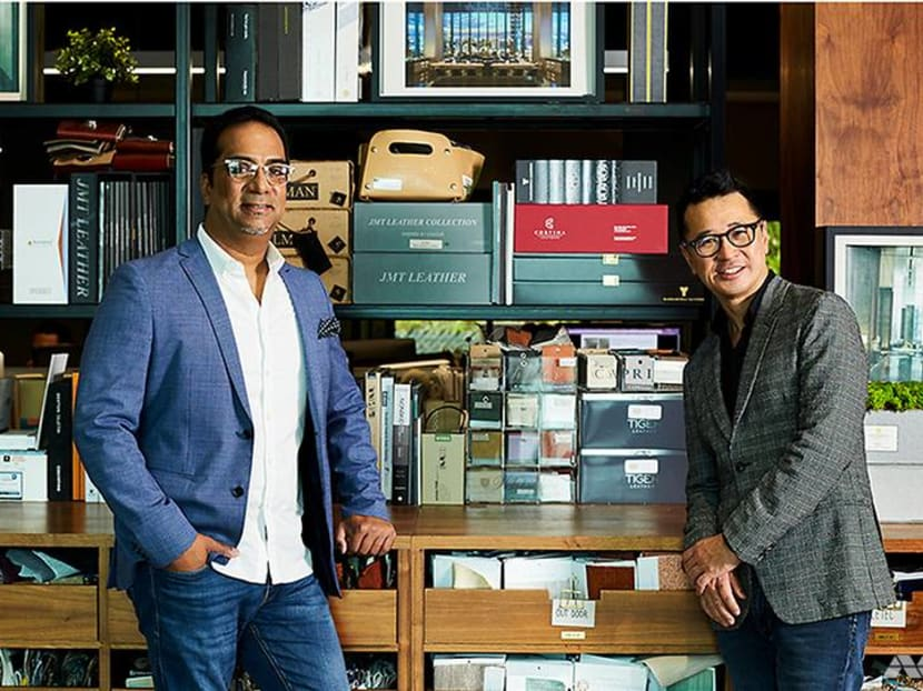 Singapore hotels lack local character, says the duo behind BLINK Design Group