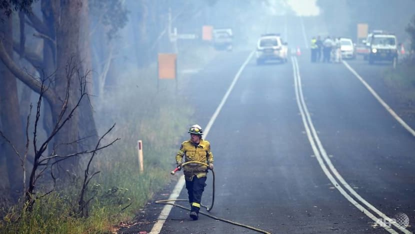 Australian state declares emergency as wildfires approach Sydney