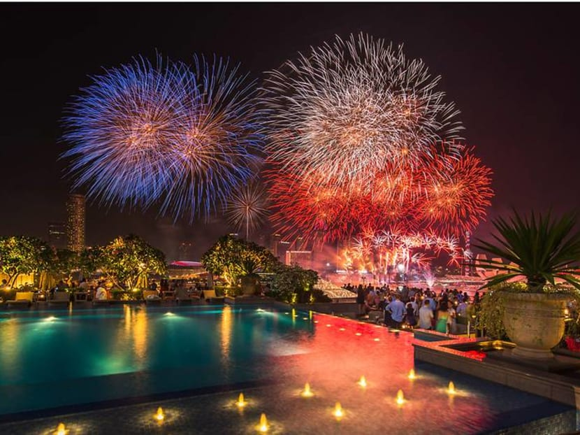 7 bars to catch the National Day Parade (NDP2019) fireworks from