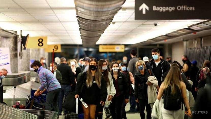 Major US airlines will voluntarily collect international contact tracing info