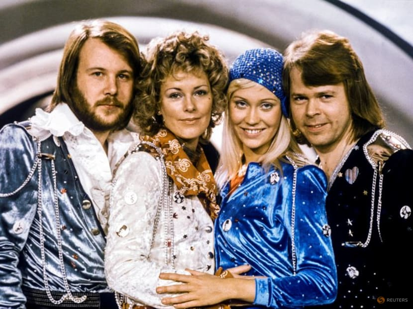 Here they go again: ABBA reunite for first new album in 40 years