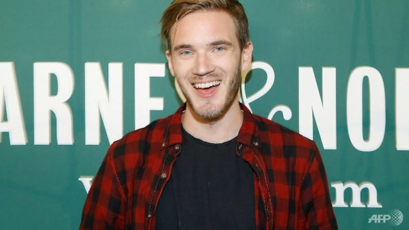 YouTube's PewDiePie 'sickened' by Christchurch mosque gunman's namedrop