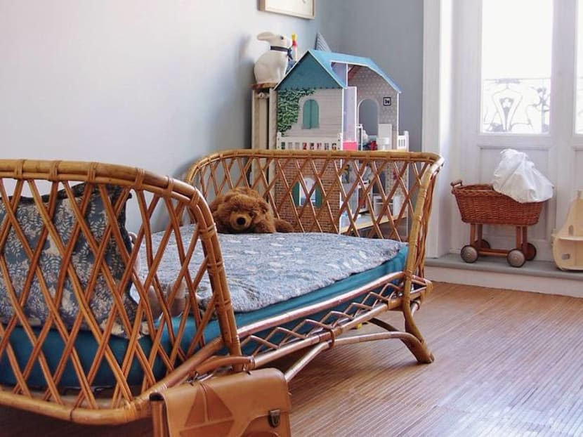 How to make your home feel more spacious: Contain your kid's clutter