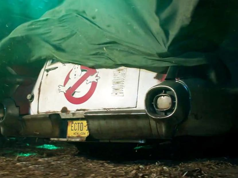 Sequel to the 80s Ghostbusters movies planned for 2020: Teaser trailer released
