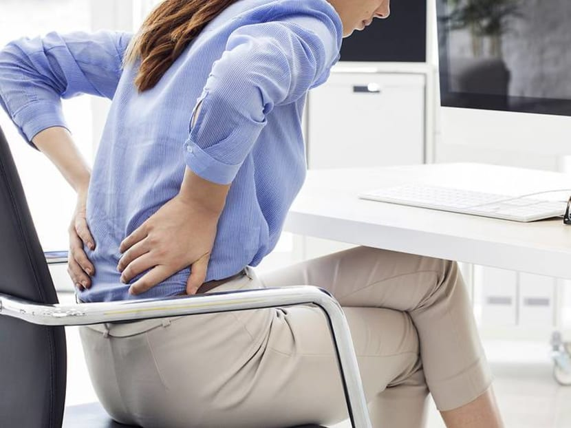 Simple tweaks to your routine at home and the office can help ease your back pain