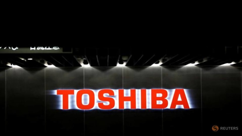 Toshiba says strategic review will help identify non-core businesses