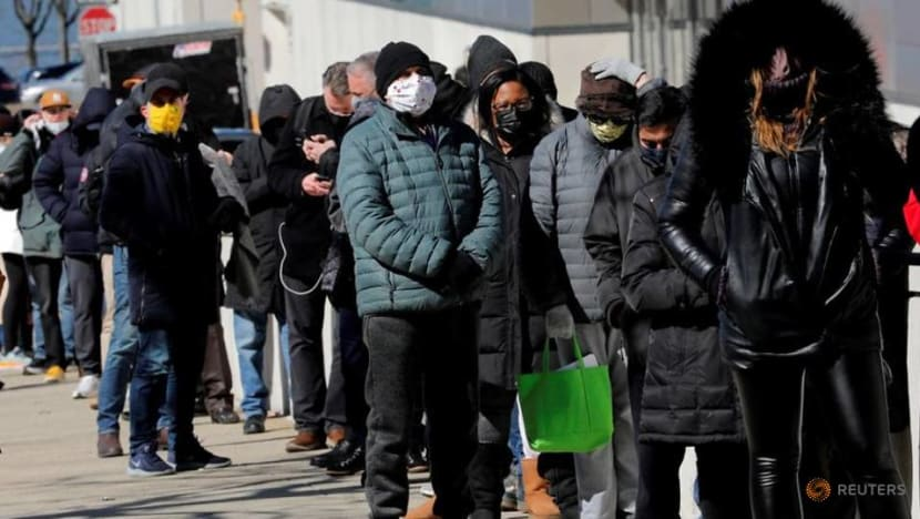 Fully vaccinated people can gather without masks indoors, should still avoid travel, US says