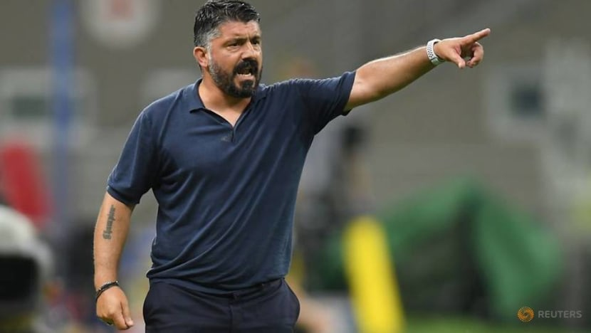 Gattuso says his Napoli are not just about grit and growls