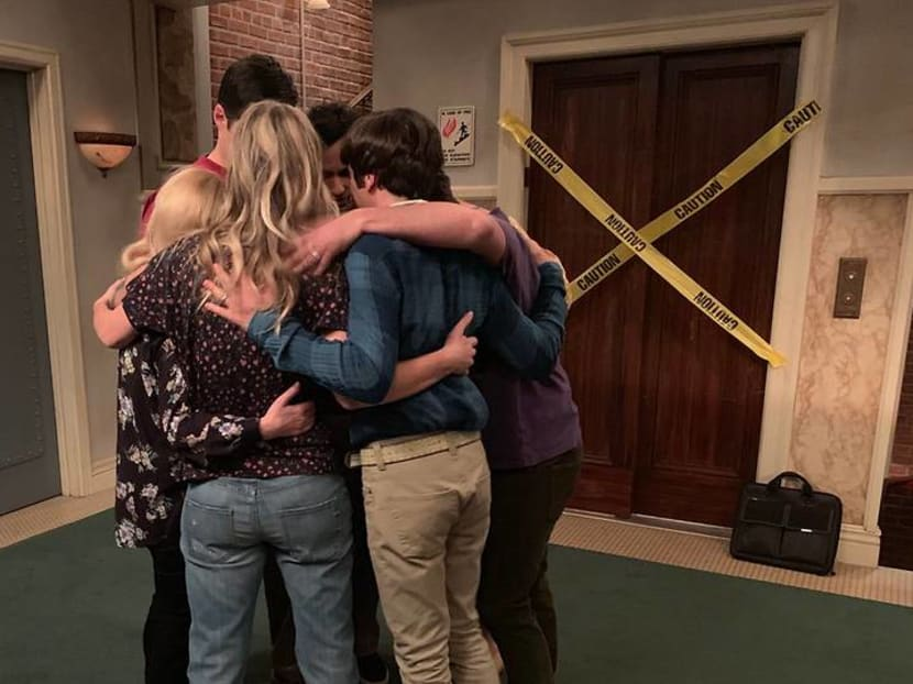 Thanks for the laughs: Big Bang Theory stars share their emotional farewells