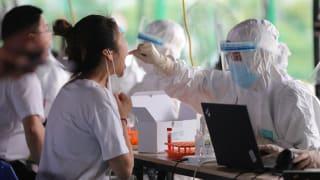 中国新增49起病例 28起为本土病例