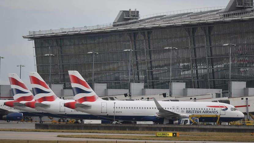 British Airways says technical issues delay some flights