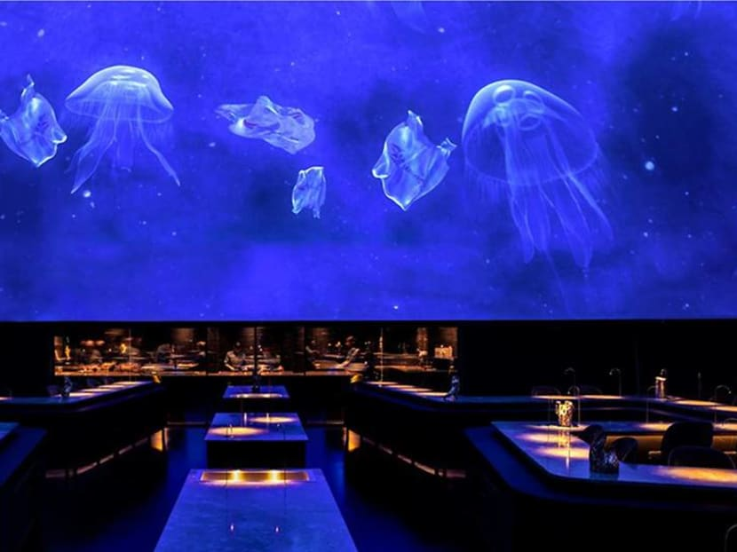 The future of fine dining is a 50-course meal with drama and art on the side
