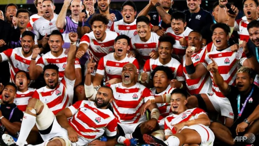 Use your noodle: Brain teasers tune Japan for South Africa clash