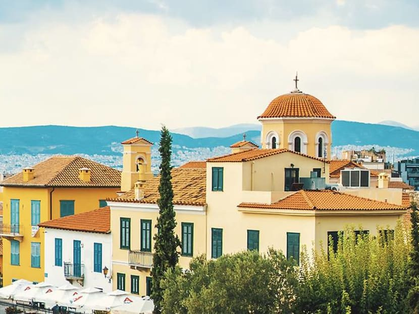 Cheap and cheery: Athens on a budget is a memorable affair