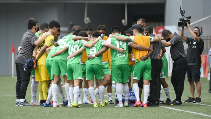 Football: Geylang player tests positive for COVID-19; entire squad self-isolating and will undergo tests