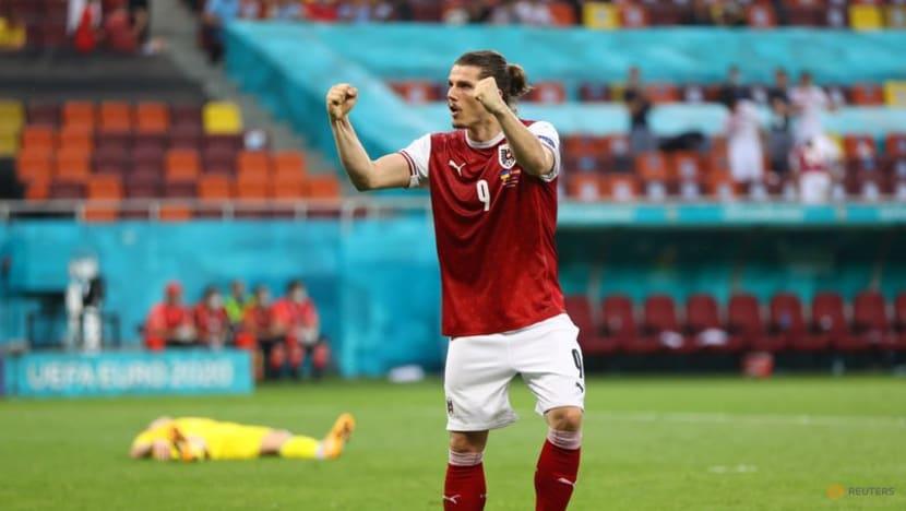 Football: Bayern sign Austria midfielder Sabitzer from Leipzig