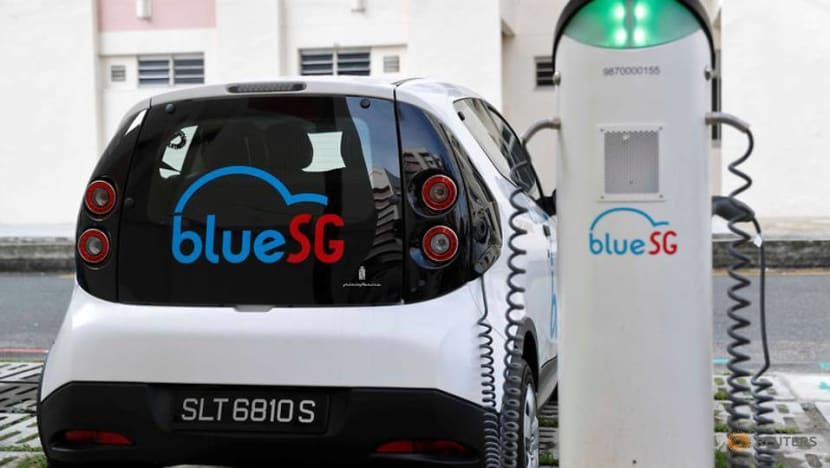 BlueSG to open charging points to privately owned electric vehicles next year