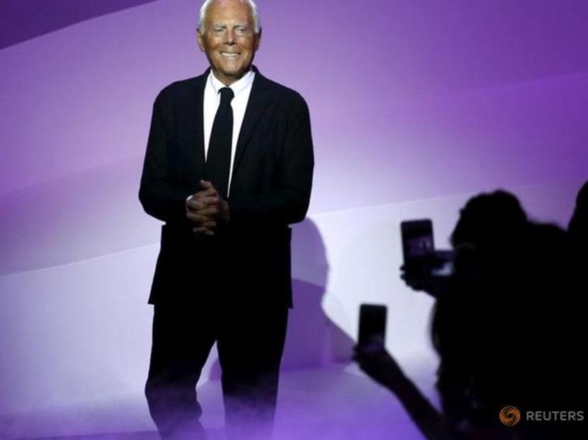 Giorgio Armani could consider an Italian partner: magazine