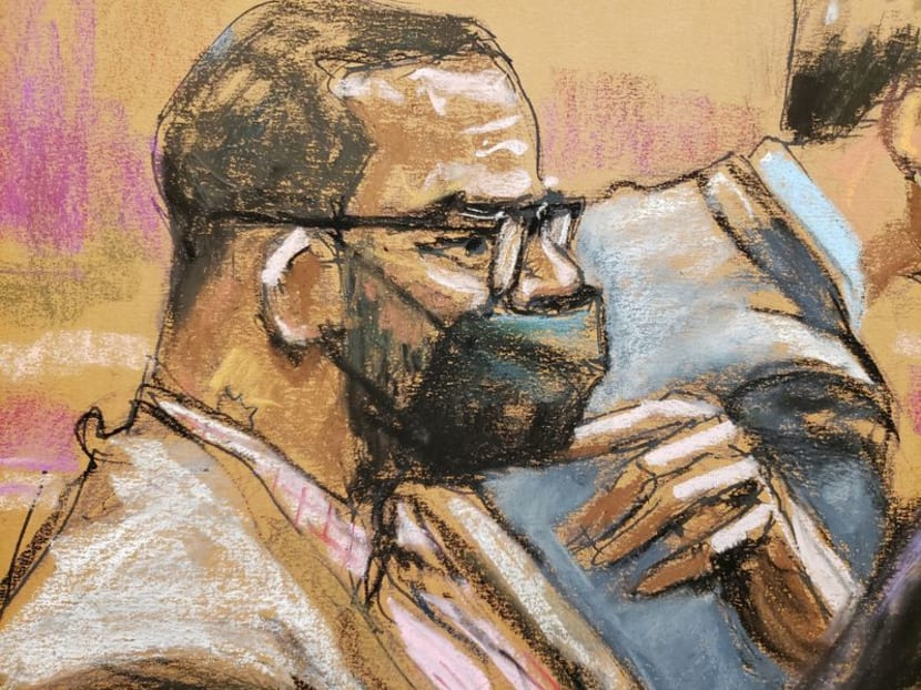 R. Kelly accuser frightened by nearby gun during oral sex with R&B singer