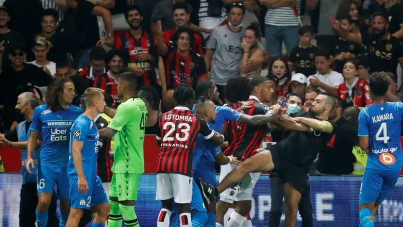 Nice and Marseille summoned to disciplinary hearing following abandoned match