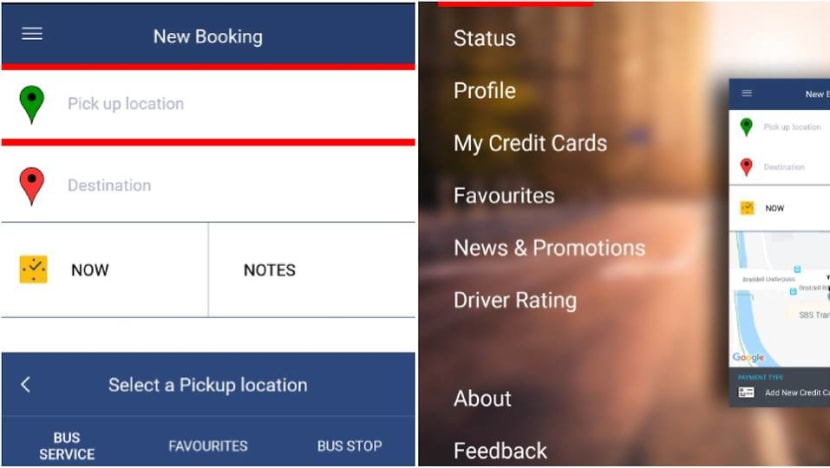 ComfortDelGro launches on-demand bus booking app