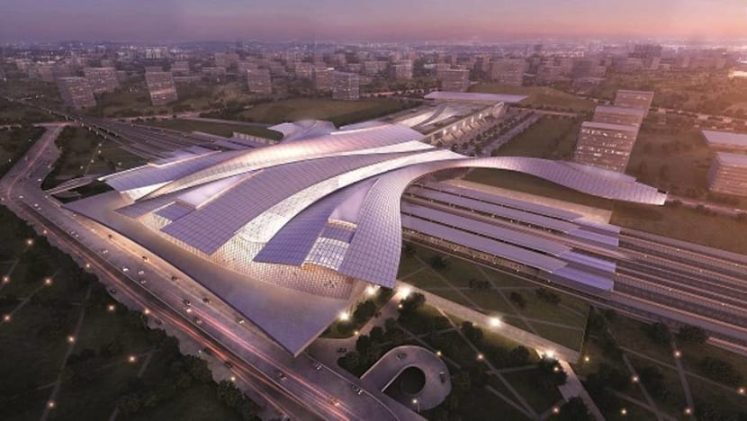 Mahathir says Malaysia on board for KL-Singapore HSR project, but mulling slower train speeds