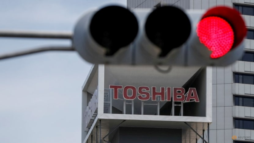 Toshiba in talks with four investment firms for strategic ideas: Sources