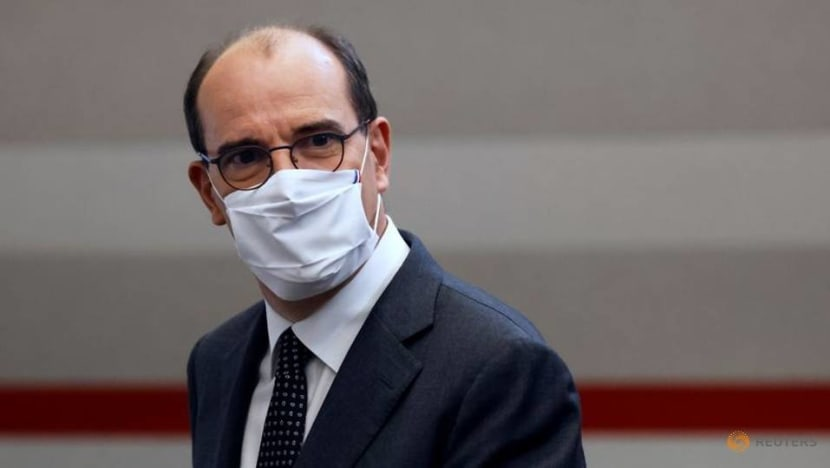 French PM says easing COVID-19 lockdown now would be 'irresponsible'