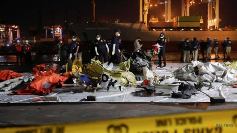 Indonesian air crash investigators send plane parts to US, UK for checks