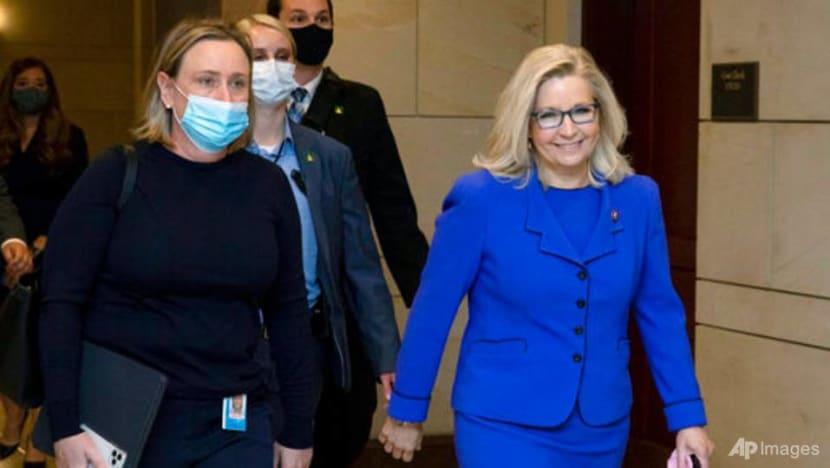Trump critic Cheney cautions Jan 6 riot could happen again