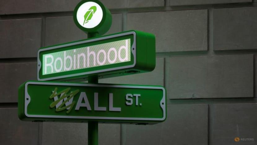 'Meme' stock Robinhood jumps 10per cent in end to turbulent week