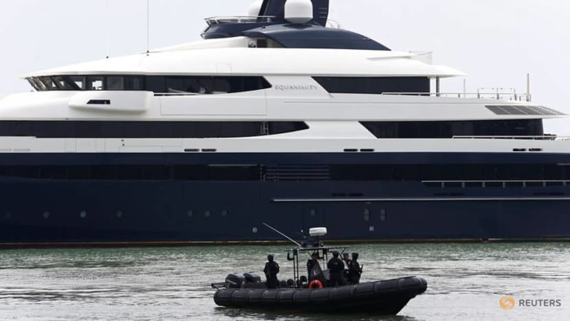 'Like a dream ... but we were also sad': Lim Guan Eng on visiting luxury yacht Equanimity