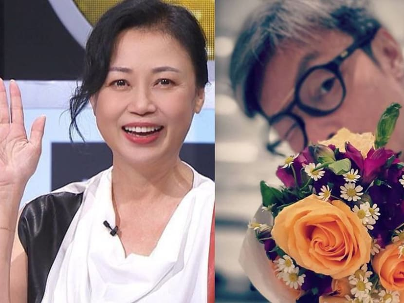 Mark Lee will ask Xiang Yun's hubby about sharing intimate scenes with her in Reunion Dinner